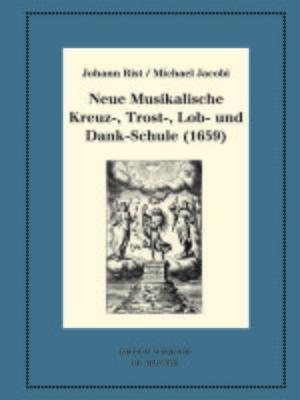 cover image of Neue Musikalische Kreuz-, Trost-, Lob- und Dank-Schule (1659)