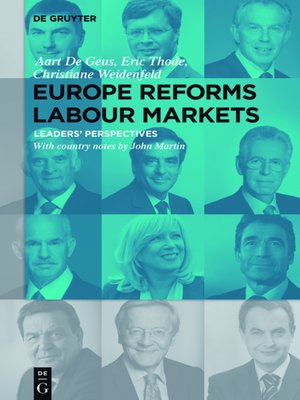cover image of Europe Reforms Labour Markets