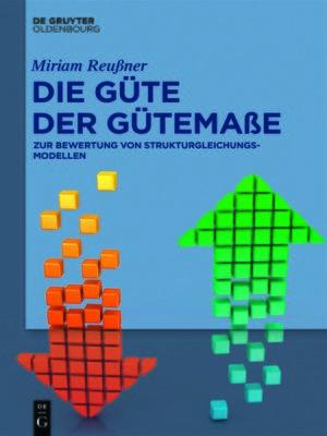 cover image of Die Güte der Gütemaße