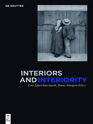 cover image of Interiors and Interiority