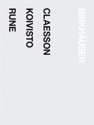 cover image of Claesson Koivisto Rune