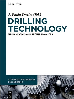 cover image of Drilling Technology