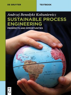 cover image of Sustainable Process Engineering