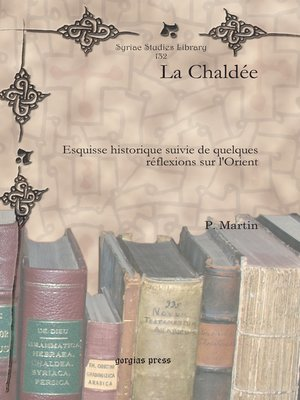 cover image of La Chaldée