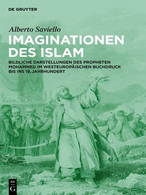 cover image of Imaginationen des Islam
