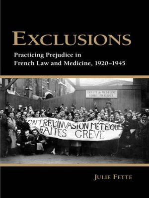 cover image of Exclusions