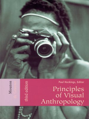 cover image of Principles of Visual Anthropology