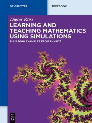 cover image of Learning and Teaching Mathematics using Simulations