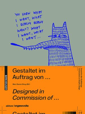 cover image of Gestaltet im Auftrag von ... / Designed in commission of ...