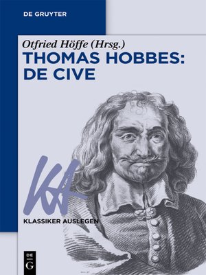 cover image of Thomas Hobbes