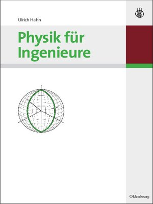 cover image of Physik für Ingenieure