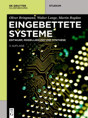 cover image of Eingebettete Systeme