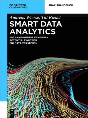 cover image of Smart Data Analytics