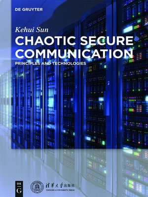 cover image of Chaotic Secure Communication