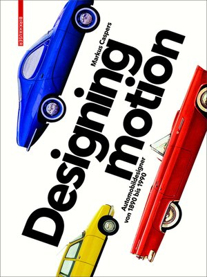 cover image of Designing Motion