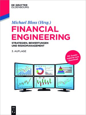 cover image of Financial Engineering