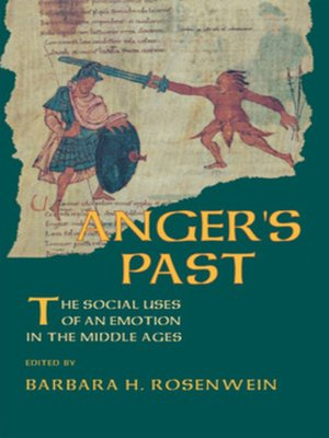 cover image of Anger's Past