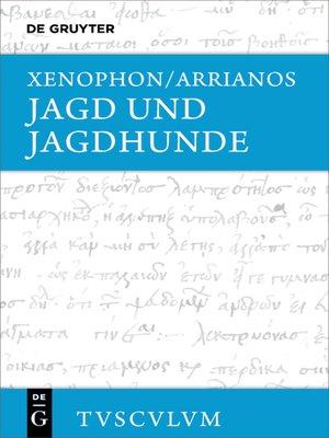 cover image of Jagd und Jagdhunde