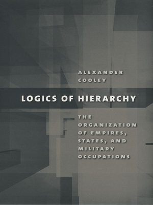 cover image of Logics of Hierarchy