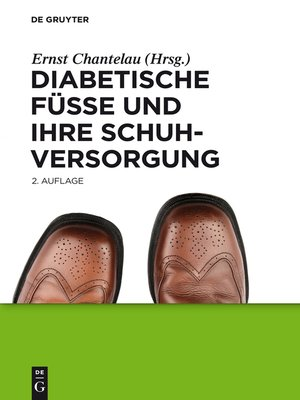 cover image of Diabetische Füße und ihre Schuhversorgung