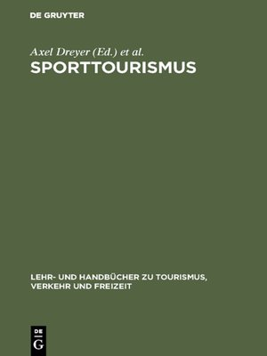 cover image of Sporttourismus