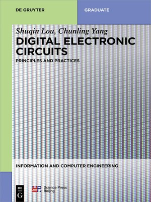 cover image of Digital Electronic Circuits