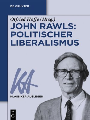 cover image of John Rawls