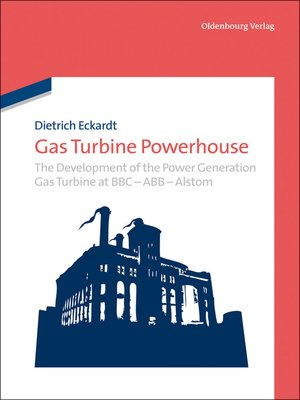 cover image of Gas Turbine Powerhouse