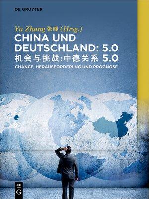 cover image of China und Deutschland