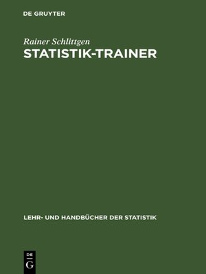 cover image of Statistik-Trainer