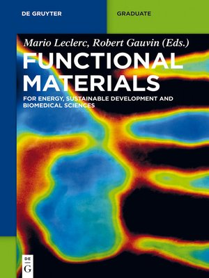 cover image of Functional  Materials