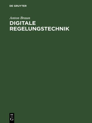 cover image of Digitale Regelungstechnik