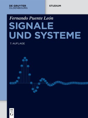 cover image of Signale und Systeme