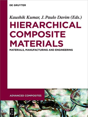 cover image of Hierarchical Composite Materials