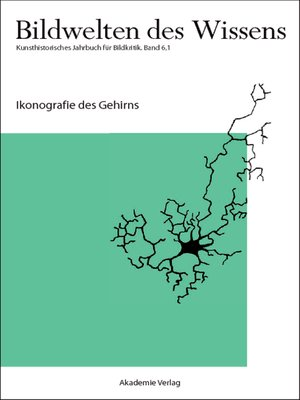 cover image of Ikonographie des Gehirns
