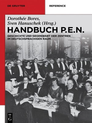 cover image of Handbuch PEN