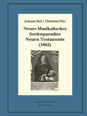 cover image of Neues Musikalisches Seelenparadies Neuen Testaments (1662)