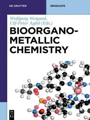 cover image of Bioorganometallic Chemistry