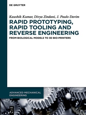 cover image of Rapid Prototyping, Rapid Tooling and Reverse Engineering