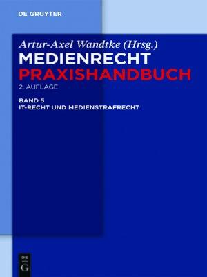 cover image of IT-Recht und Medienstrafrecht