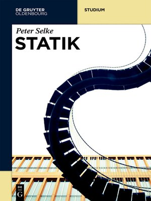 cover image of Statik
