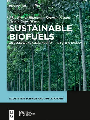 cover image of Sustainable Biofuels