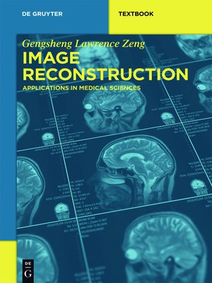 cover image of Image Reconstruction