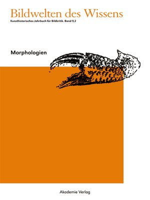 cover image of Morphologien