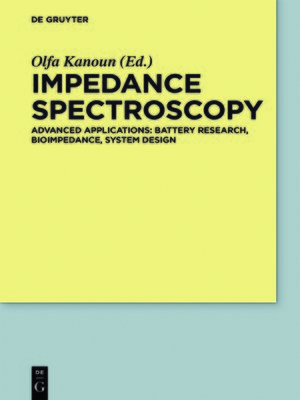 cover image of Impedance Spectroscopy