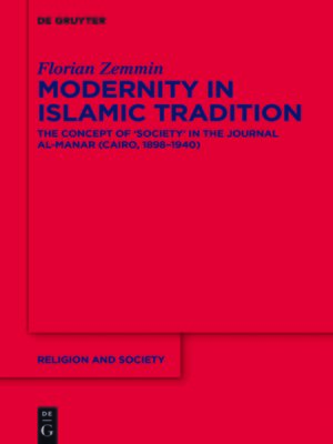 cover image of Modernity in Islamic Tradition