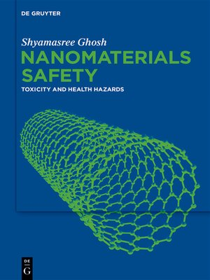 cover image of Nanomaterials Safety