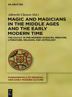 cover image of Magic and Magicians in the Middle Ages and the Early Modern Time