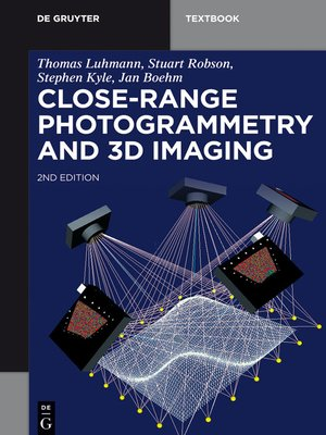 cover image of Close-Range Photogrammetry and 3D Imaging