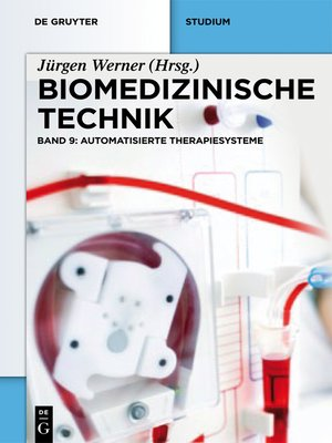 cover image of Automatisierte Therapiesysteme